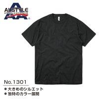 [ ALSTYLE ] T1301 6.0OZ SHORT SLEEVE T-SHIRTS -  アルスタイル 無地 Tシャツ (プリント/刺繍対応)