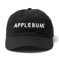 APPLEBUM BONITA APPLEBUM COTTON CAP [BLACK]