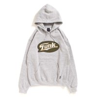 PLAY FOR APPLEBUM FUNK SWEAT PARKA[H.GREY]