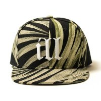 APPLEBUM ill PALM LEAF SNAPBACK CAP