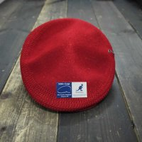 KANGOL HUNTING CAP [RED/L]