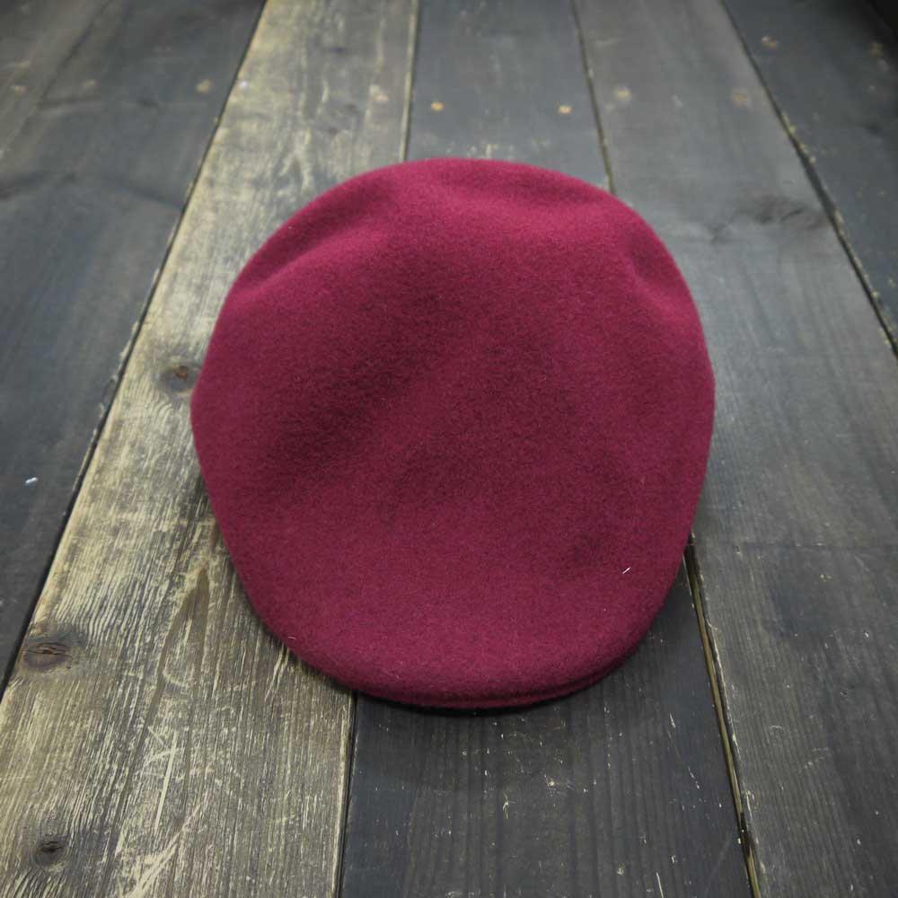 KANGOL HUNTING CAP [BURGUNDY/XL]