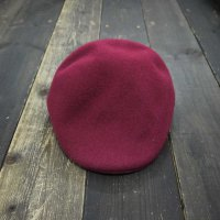 KANGOL HUNTING CAP [BURGUNDY/XL]