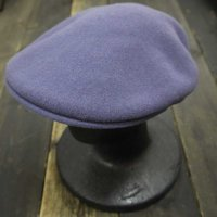 KANGOL WOOL HUNTING CAP [NAVY/XL]