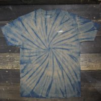 JSLV CLASSIC SIGNATURE TIE DYE TEE [NAVY] - MSC8084