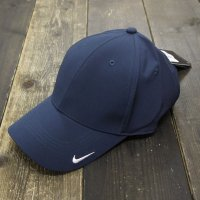 [SUPER SALE/30%OFF]NIKE GOLF SWOOSH LEGACY 91 CAP [NAVY]  - オリジナル刺繍/プリント対応商品