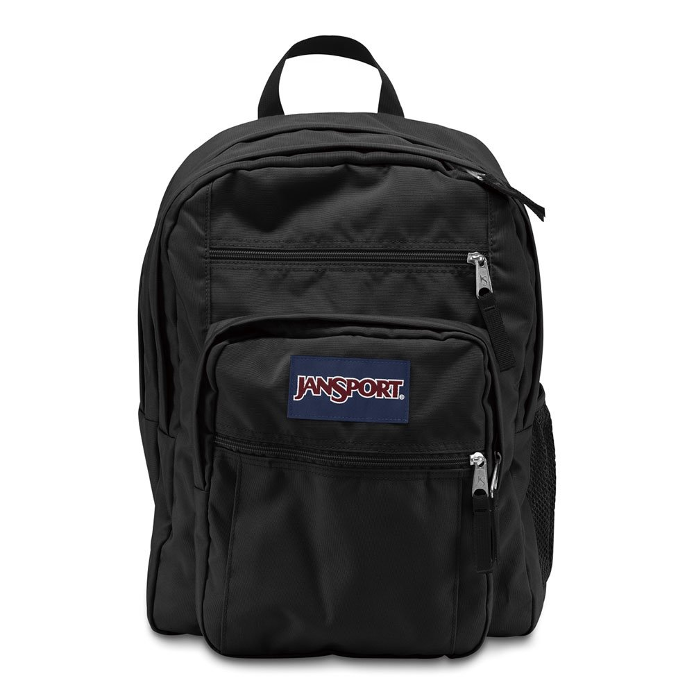 JANSPORT BIG STUDENT BACKPACK[BLACK]