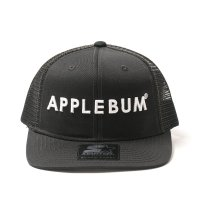 [SUPER SALE/30%OFF]APPLEBUM LOGO MESH CAP (STARTER BODY)[BLACK] - 1710902 - O