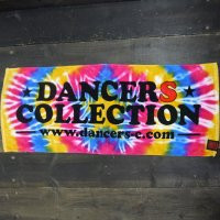 DC CLOTHING DANCERS COLLECTION x JAVARA  FACE TOWEL[TIEDYE]