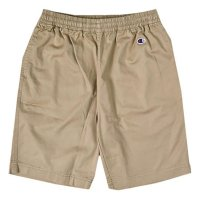 Champion COTTON TWILL SHORT PANT[BEIGE] - C3-H518