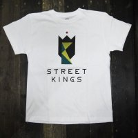 STREET KINGS 2017 LIMITED T-SHIRTS[WHITE]