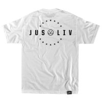 JSLV  FORCE SELECT TEE [WHITE] - MSC8094