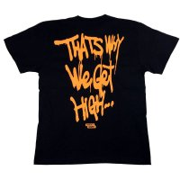FORGET NEVER LIFE'S A BXXCH T-SHIRT[BLACK]
