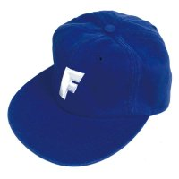 FORGET NEVER F LOGO BALL CAP[ROYAL BLUE]