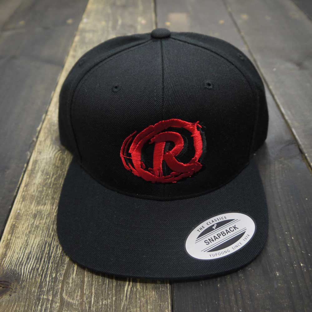 KOB Clothing (R) SNAPBACK [BLACK]