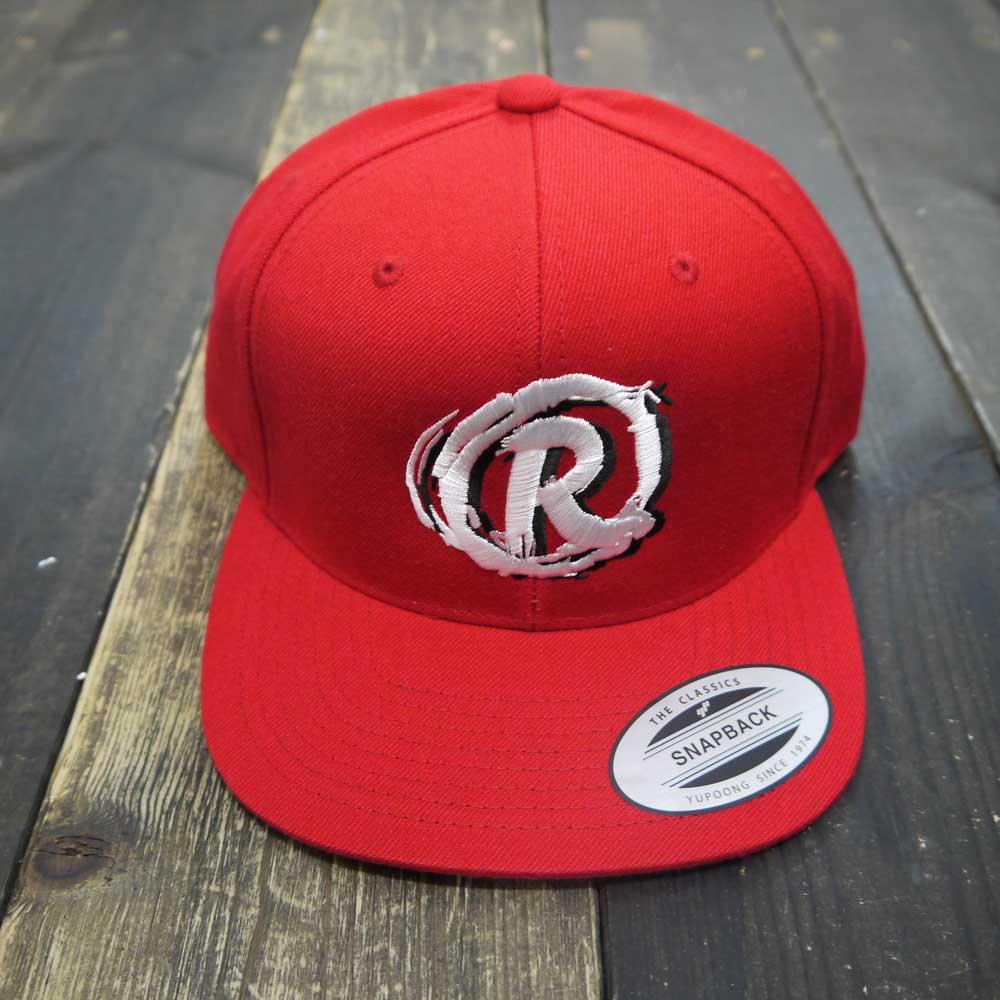 KOB Clothing (R) SNAPBACK [RED]