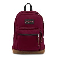 JANSPORT RIGHT PACK BACKPACK[RUSSET RED]