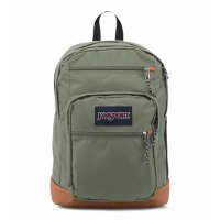 JANSPORT COOL STUDENT BACKPACK[MUTED GREEN]