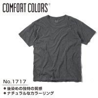 [ COMFORT COLORS ]  1717 GARMENT DYED T-SHIRTS - コンフォートカラーズ 無地 Tシャツ (プリント/刺繍対応)