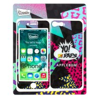 APPLEBUM 【YO! MTV RAPS Collaboration】 iPhone7 Cover (Gizmobies) - m1711001