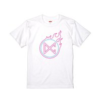DC CLOTHING MORE BOUNCE T-SHIRTS[ROYAL] - For POPPER