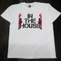 DC CLOTHING IN THE HOUSE T-SHIRTS[WHITE] - For HOUSE DANCER