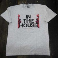 DC CLOTHING IN THE HOUSE T-SHIRTS[ASH GREY] - For HOUSE DANCER