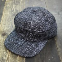 KOB Clothing KING OF BUCK MOVEMENT SNAPBACK [BLACK/BLACK]
