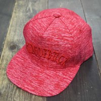 KOB Clothing KING OF BUCK MOVEMENT SNAPBACK [RED/RED]