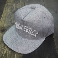 KOB Clothing KING OF BUCK MOVEMENT SNAPBACK [ASH GREY/GREY]