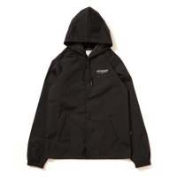 APPLEBUM HOOD COACH JACKET[BLACK] - 1720620