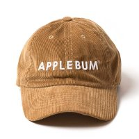 APPLEBUM LOGO CORDUROY CAP [L.BROWN] - 1720903<img class='new_mark_img2' src='//img.shop-pro.jp/img/new/icons5.gif' style='border:none;display:inline;margin:0px;padding:0px;width:auto;' />