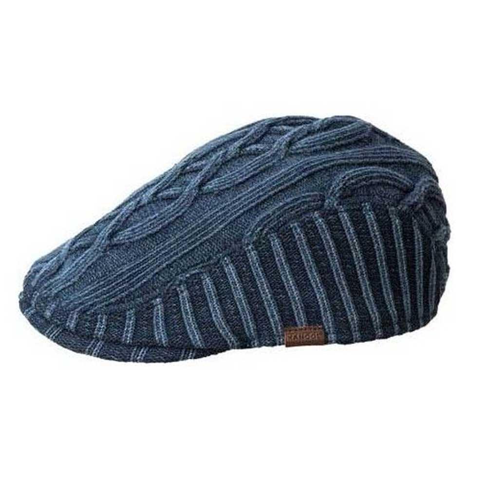 KANGOL INDIGO CABLE CAP - 167169016