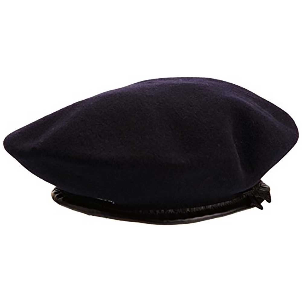 KANGOL WOOL MONTY BERET[DARK BLUE] - ...