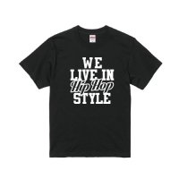 DC CLOTHING WE LIVE IN Hip Hop T-SHIRTS - For HIP HOP DANCER