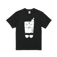 He Loves HIP HOP too T-SHIRTS[BLACK] - For HIP HOP DANCER