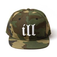 [SUPER SALE/30%OFF]APPLEBUM ill CAMO SNAPBACK CAP - 1720901 - O