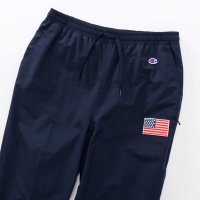 Champion NYLON LONG PANTS[NAVY] - C3-L213<img class='new_mark_img2' src='//img.shop-pro.jp/img/new/icons5.gif' style='border:none;display:inline;margin:0px;padding:0px;width:auto;' />
