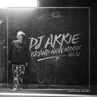 DJ AKKIE BRAND NEW MIXXX VOL.02 - HIPHOP/R&B
