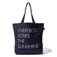 APPLEBUM x Roy Ayers 「Everybody Loves The Sunshine」 Totebag[NAVY] - 1721001