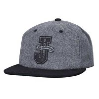 [SUPER SALE/半額 50%OFF]JSLV VARSITY BLUES SNAPBACK[BLACK] - MHA1036