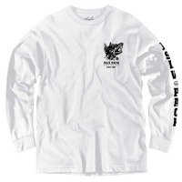 JSLV HIGH THE PACK LONG SLEEVE TEE[WHITE] - MKN8016