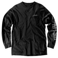 JSLV HIGH JUS LIV2 LONG SLEEVE TEE[BLACK] - MLS8011