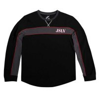 JSLV CLUTCH L/S KNIT[BLACK] - MKN8037