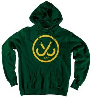 JSLV HOOKS PULL-OVER FLEECE[GREEN]  - HP8006H