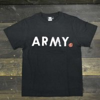 KOB Clothing  (R)ARMY T-Shirts [BLACK]