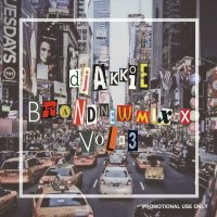 DJ AKKIE BRAND NEW MIXXX VOL.03 - HIPHOP/R&B