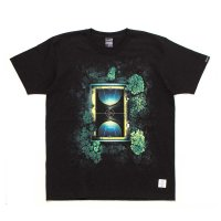 APPLEBUM 「SECRET PLAYGROUND」 T-SHIRT [BLACK] - es1811103