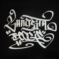 Mr.Wiggles x DC 「GANGSTA BOOGIE」 T-SHIRTS[BLACK]