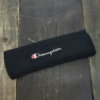 Champion LOGO HEADBAND[BLACK]